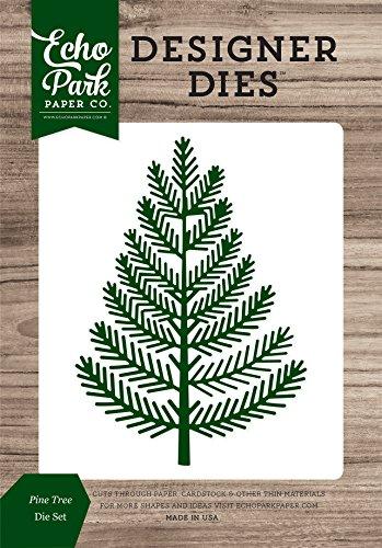 Echo Park Paper Company Pine Tree Die Set (Park Cuts Die)