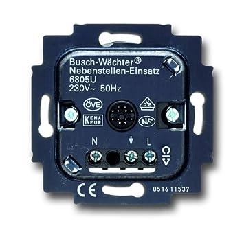 Busch-Jaeger 6805U - Base para sensor de movimiento ...