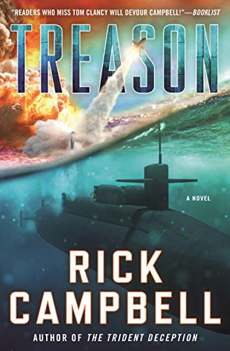 Pdf Thriller Treason (Trident Deception Book 5)