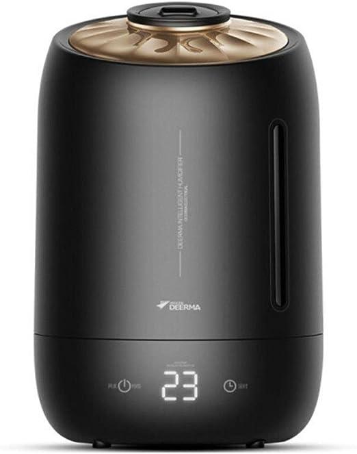 MJTCJY Xiaomi Ultrasónico 5L Humidificador de Aire Purificador de Aire Mist Maker Hogar Aroma Aceite Difusor ...
