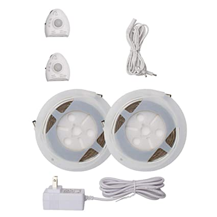 Haian Support Under Bed Lights Motion Sensor for Double Bed, Motion Activated Bed LED Light