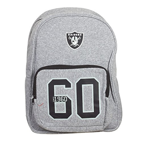 Forever Collectibles Oakland Raiders Est. 60 NFL Rucksack