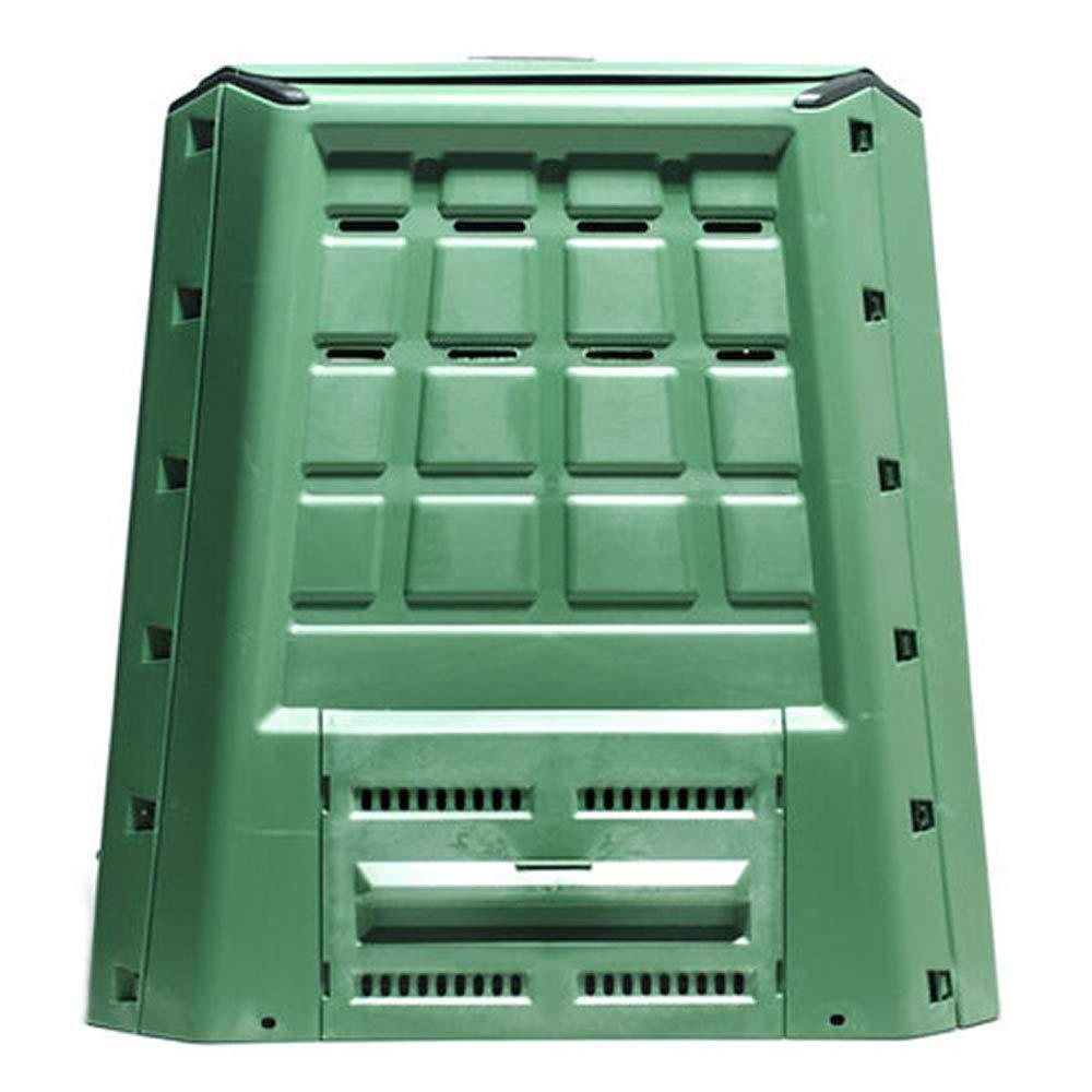 Compostiera da giardino Lt 370 per rifiuti organici: Amazon.es: Hogar