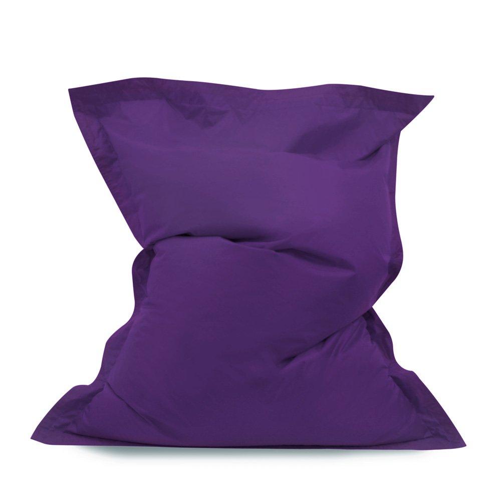 Comfort Co Giant Bean Bag Slouch Sack - 100% Waterproof Bean Bags Indoor/Outdoor (Purple) Comfort Co®