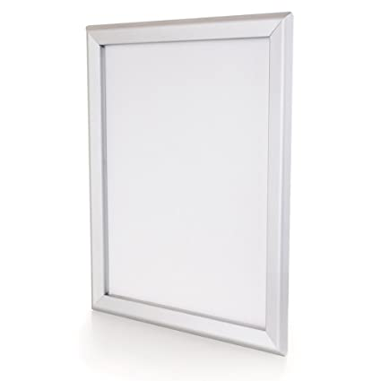 0ee3bd1f420d A4 Poster Display Frame with 25mm Aluminium Snap Frame. Code APF4   Amazon.co.uk  DIY   Tools