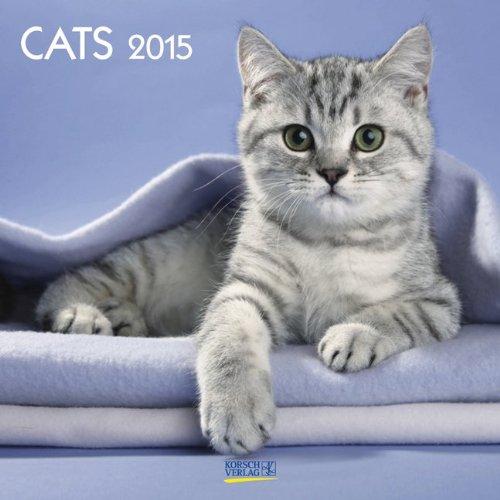 Cats 2015: Broschürenkalender mit Ferienterminen