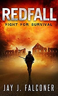 Redfall by Jay J. Falconer ebook deal