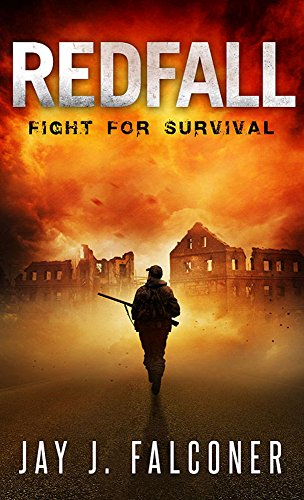 Redfall: Fight For Survival by Jay Falconer ebook deal