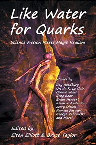 book cover of Like Water for Quarks