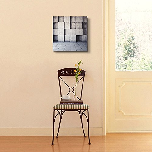 Abstract Geometric Concept Art of The Concrete Home Deoration Wall Decor ing