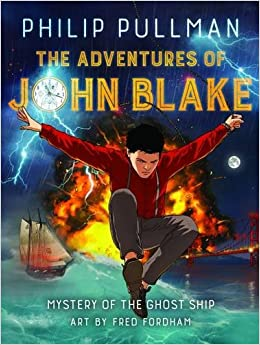 Image result for The Adventures of John Blake by Philip Pullman