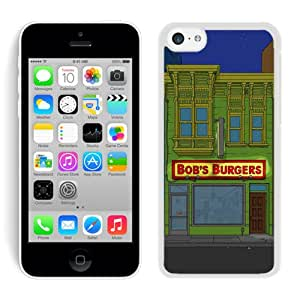 Lovely Bob's Burgers 15 Case for iPhone 5c Generation in White