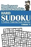 Professor Puzzleworth's Hard Sudoku, Professor Puzzleworth, 1493643894