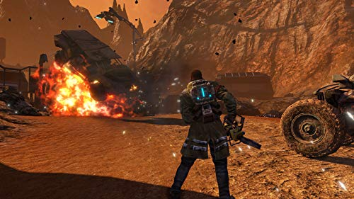 Red Faction Guerilla Re-Mars-Tered - Nintendo Switch