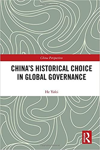 Book China's Historical Choice in Global Governance (China Perspectives)