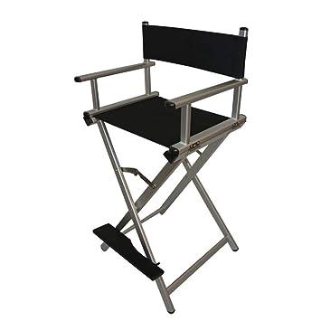 YHSCKM Chaise De Camping Pliante Portative Lgre Directeur Meubles En Aluminium