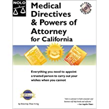 Medical Directives & Powers of Attorney in California