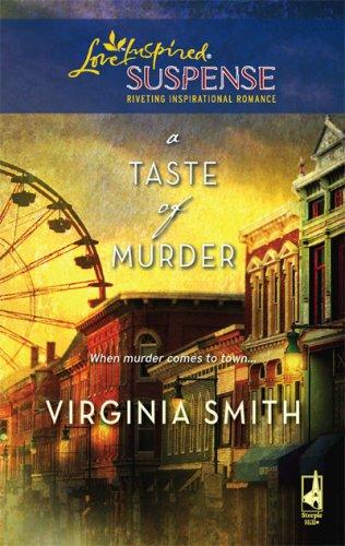 373 Trio (A Taste of Murder (The Classical Trio Series, Book 1) (Steeple Hill Love Inspired Suspense #121))