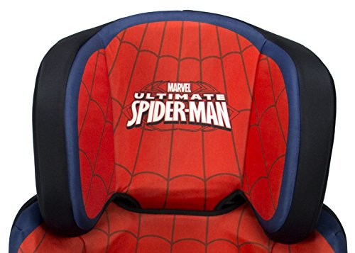 kidsembrace spider man car seat booster marvel combination import it all. Black Bedroom Furniture Sets. Home Design Ideas