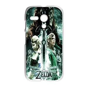 Motorola Moto G Phone Case Printed With The Legend of Zelda Images