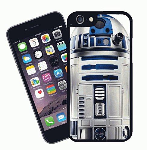 R2D2 Star Wars iPhone Hülle - Schutzhülle für Apple Modell iPhone 6 dieses - von Eclispe Geschenksidee Passform