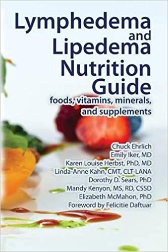 Lymphedema and Lipedema Nutrition Guide: foods, vitamins