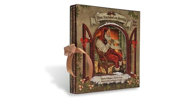 Una Navidad en familia (Spanish Edition): Maria Villegas ...