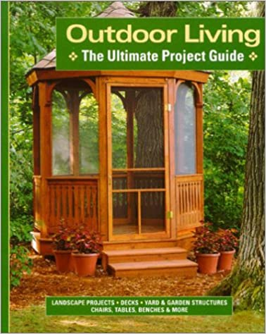 Book Outdoor Living: The Ultimate Project Guide