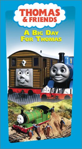 (Thomas the Tank Engine and Friends - A Big Day for Thomas)