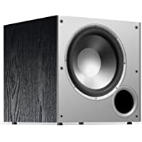 Polk Audio PSW10 10 Inch Powered Subwoofer Single Black