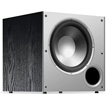 Polk Audio Psw10 10 Inch Powered Subwoofer Single Black