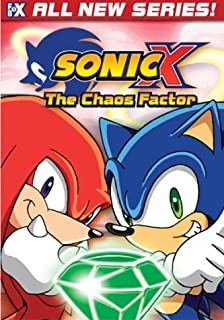 Amazon com: Sonic X - Project Shadow v 8 by Funimation Prod: Movies & TV
