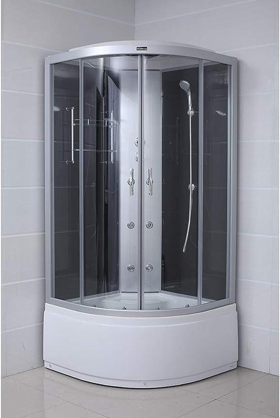 Home Deluxe   Cabina de ducha   Elegance Pure   Incluye los accesorios completos: Amazon.es: Hogar