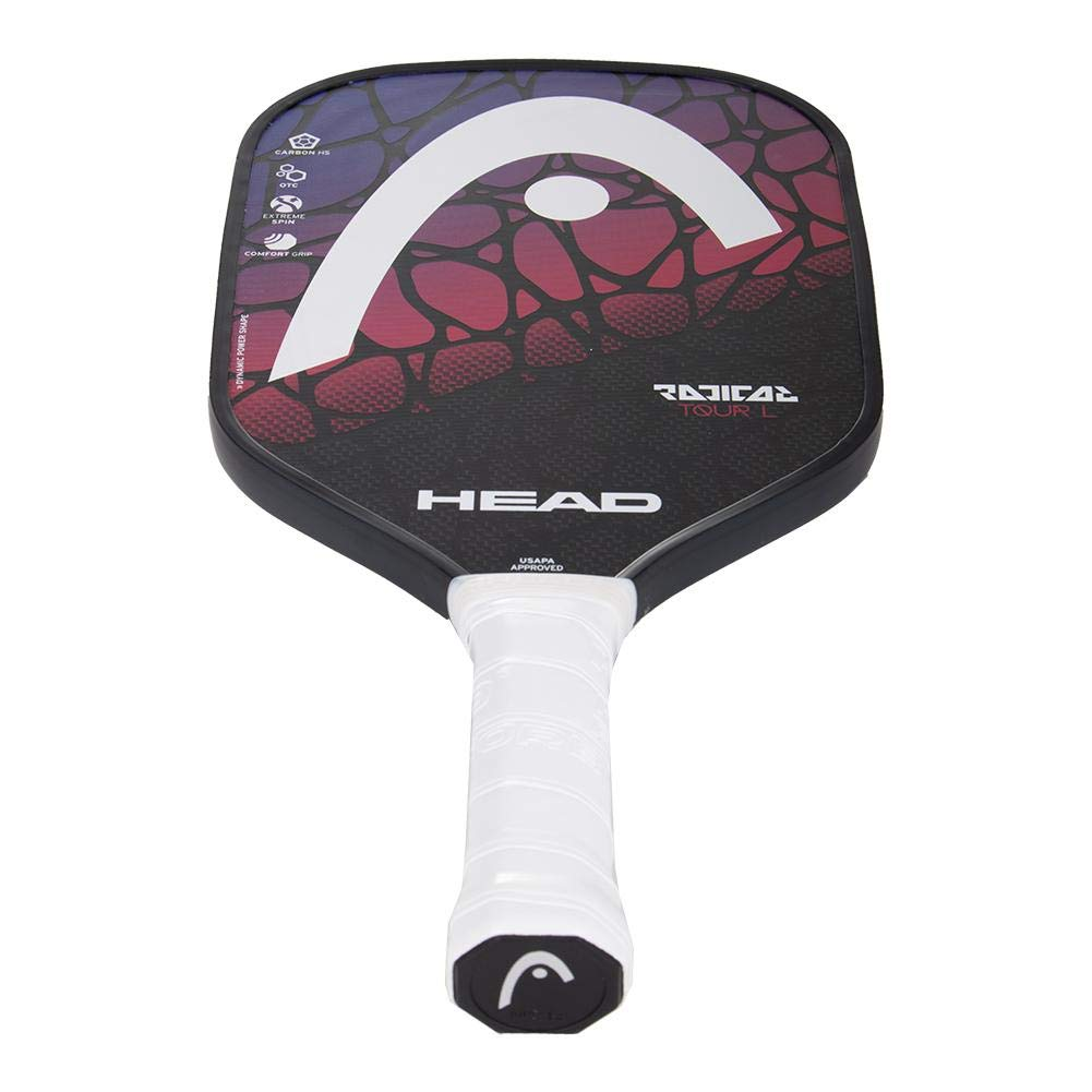 Head Radical Tour Lite - Pala de pílbol, Color Morado y Rosa ...