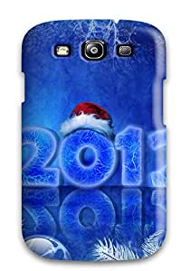 Shirley P. Penley's Shop Cheap High Grade Flexible Tpu Case For Galaxy S3 - 2012 Happy New Year Holidays Q39ZI2OH0TPB6S7V