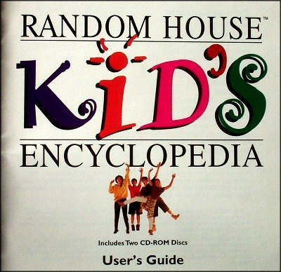 Price comparison product image Random House Kid's Encyclopedia