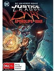 DCU Justice League: Apokolips War (DVD)