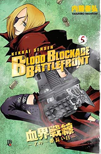 Blood Blockade Battlefront - Vol. 5