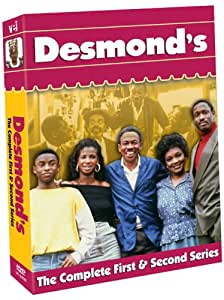 Desmonds: The Complete First and Second Series