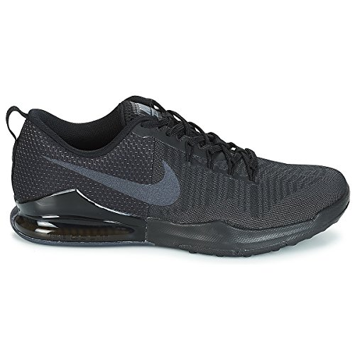 Nike Homme mtlc Grey 001 Multicolore Sneakers black Train Zoom Action dark Basses Hematite XT8rXBP