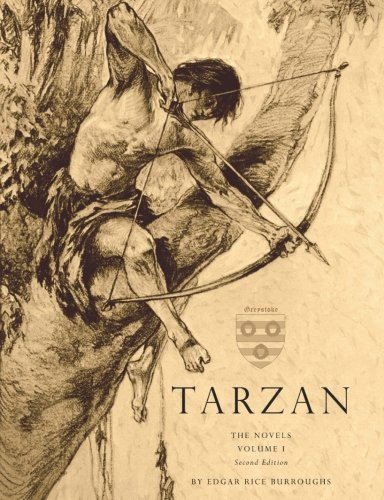 Tarzan: The Novels: Volume 1 (Five Novels) [Second Edition]