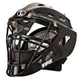 Louisville Slugger TPS Catcher's Helmet, Black