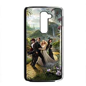 Happy Alice in Wonderland Design Pesonalized Creative Phone Case For LG G2