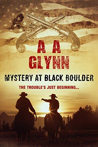 Mystery at Black Boulder by [Glynn, A. A.]
