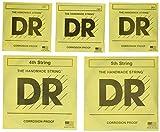 DR Strings NBQG-10 Bajo Quinto