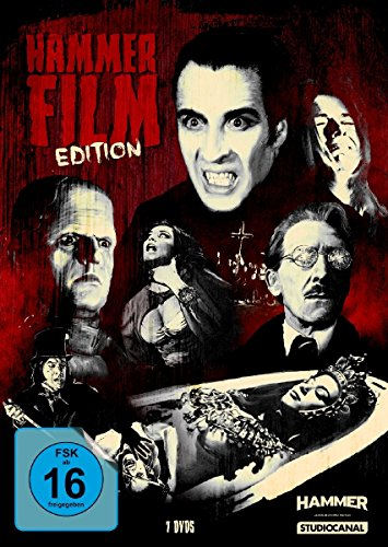 Hammer Film Edition by STUDIOCANAL