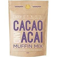 Cacao & Acai Muffin Mix (Vegan, Gluten Free)