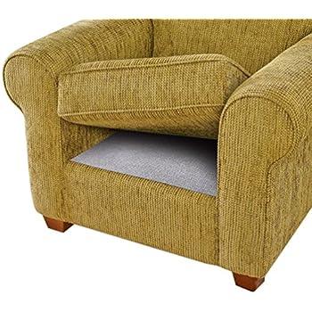 BLS Cushion Non Slip Underlay, Non Slip Grip Pad Keep Sofa Couch Cushions  From