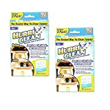 Hurriclean Automatic Toilet Cleaner, As Seen on TV (6-Pack)