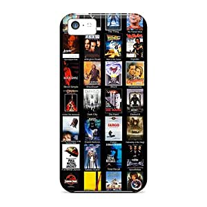 Shock-dirt Proof Good Movies Case Cover For Iphone 5c